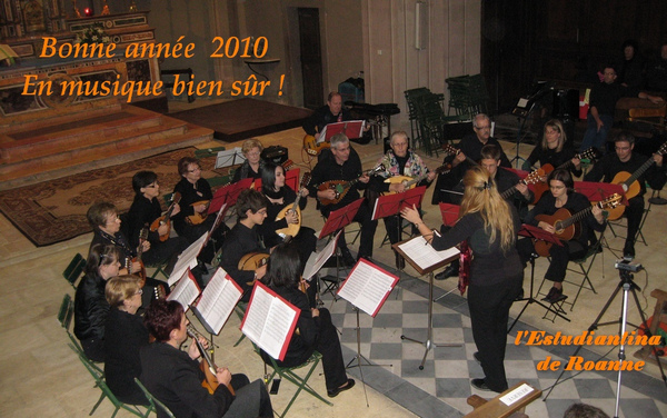 Voeux 2010